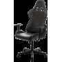 Геймерское кресло GT Racer X-2317 Black/Cabon Black