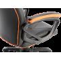 Геймерское кресло GT Racer X-2318 Black/Orange