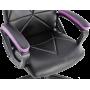 Геймерское кресло GT Racer X-2318 Black/Violet