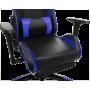 Геймерское кресло GT Racer X-2525-F Black/Blue