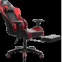 Геймерское кресло GT Racer X-2525-F Black/Red