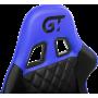 Геймерское кресло GT Racer X-2526 Black/Blue