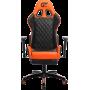 Геймерское кресло GT Racer X-2526 Black/Orange