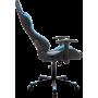 Геймерское кресло GT RACER X-2527 BLACK/BLUE