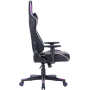 Геймерское кресло GT Racer X-2528 Black/Purple