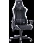 Геймерское кресло GT Racer X-2528 Black/White