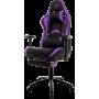 Геймерское кресло GT RACER X-2534-F Black/Violet
