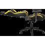 Геймерское кресло GT Racer X-2546MP Black/Yellow