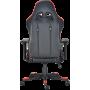 Геймерское кресло GT Racer X-2563-1LP Black/Red