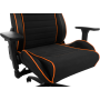 Геймерское кресло GT Racer X-2569 Black/Orange