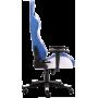 Геймерское кресло GT Racer X-2579 Blue/White