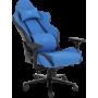 Геймерское кресло GT Racer X-2612 Black/Blue