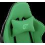 Геймерское кресло GT Racer X-2612 Black/Green