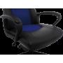 Геймерское кресло GT Racer X-2640 Black/Blue