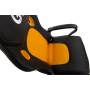 Геймерское кресло GT Racer X-2640 Black/Yellow