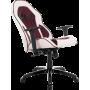 Геймерское кресло GT Racer X-2645 White/Red