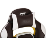 Геймерское кресло GT Racer X-2748 Dark Brown/White