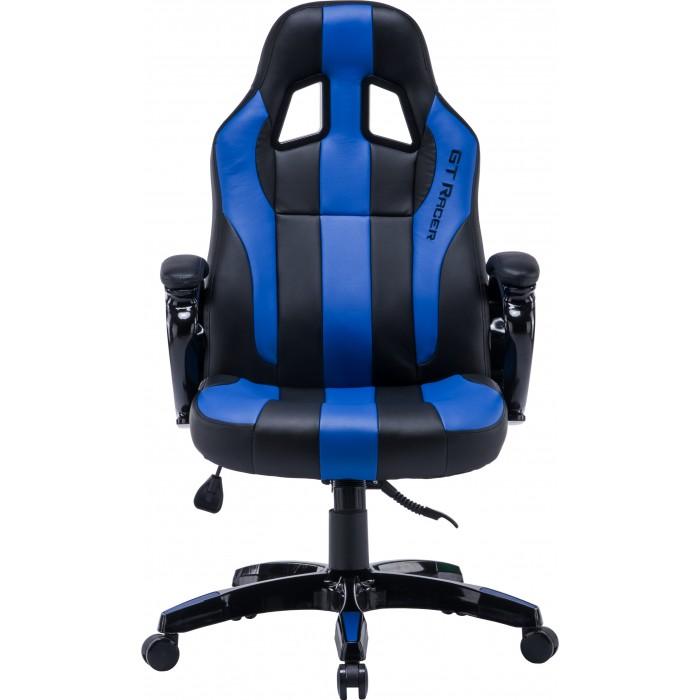 Геймерское кресло GT Racer X-2774 Black/Blue