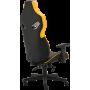 Геймерское кресло GT Racer X-2831 Black/Yellow