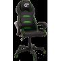 Геймерское кресло GT Racer X-2833 Black/Green