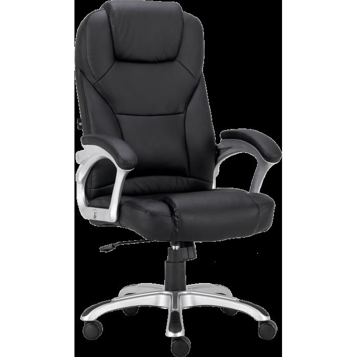 Офисное кресло GT Racer X-2857 Classic Black