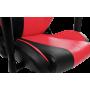 Геймерское кресло GT RACER X-3101 Wave Black/Red