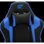 Геймерское кресло GT Racer X-3501 Black/Blue
