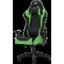 Геймерское кресло GT Racer X-3501 Black/Green