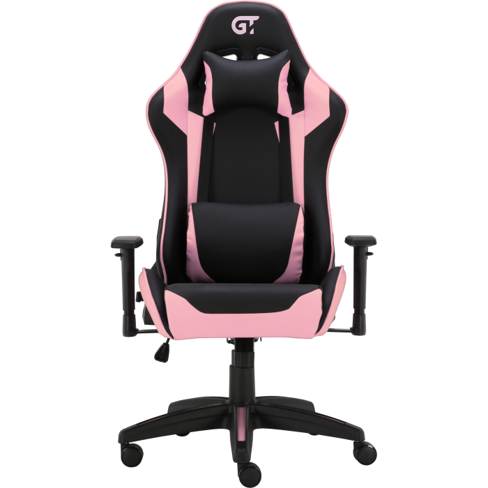 Геймерское кресло GT Racer X-3501 Black/Pink