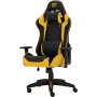 Геймерское кресло GT Racer X-3501 Black/Yellow
