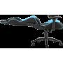 Геймерское кресло GT Racer X-3505 Black/Light Blue