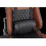 Геймерское кресло GT Racer X-3505 Black/Brown