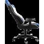 Геймерское кресло GT Racer X-5813 Black/Blue/White