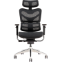 Офисное кресло GT Racer X-782 Black