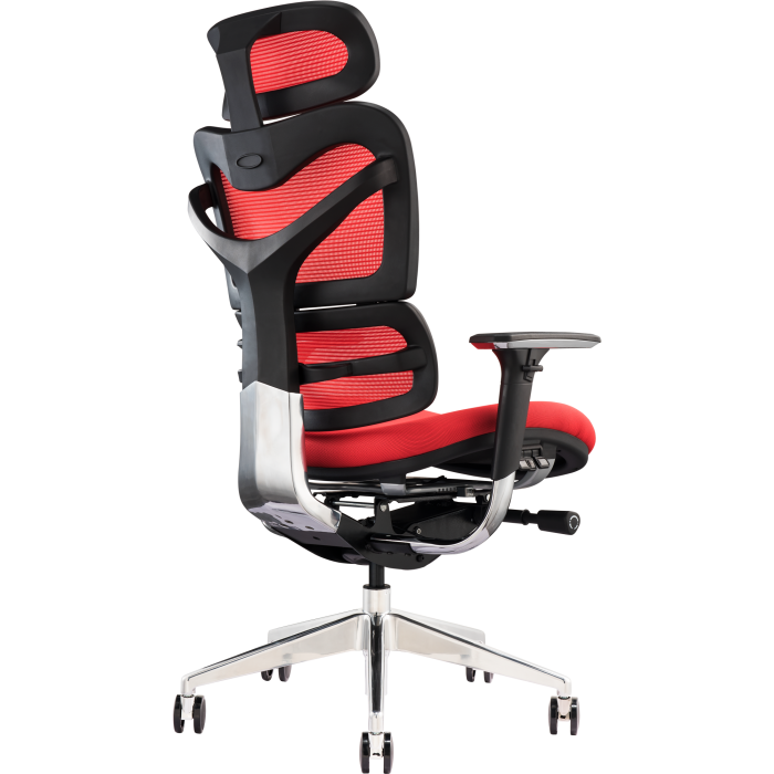 Офисное кресло GT Racer X-782 Red