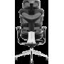 Офисное кресло GT Racer X-782 Black (W-21, B-41)