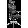 Офисное кресло GT Racer X-782 Black (W-21)