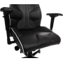 Геймерское кресло GT Racer X-8007 Black/White