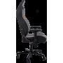 Геймерское кресло GT Racer X-8009 Fabric Light Gray/Black