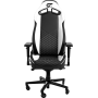 Геймерское кресло GT Racer X-8010 Black/White