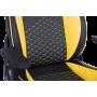 Геймерское кресло GT Racer X-8010 Black/Yellow