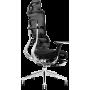 Офисное кресло GT Racer X-801L Black (W-21)