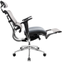 Офисное кресло GT Racer X-802L Bright Gray (W-20, B-40)