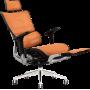Офисное кресло GT Racer X-802L Orange