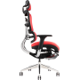 Офисное кресло GT Racer X-802L Red