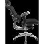 Офисное кресло GT Racer X-807 Leather Black (P-02)