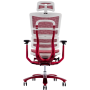 Офисное кресло GT Racer X-815L White/Red