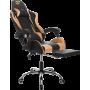Геймерское кресло GT Racer X-9002 Black/Gold