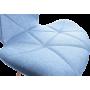 Стул GT Racer X-D27 Fabric Blue