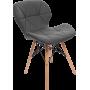 Комплект стульев GT Racer X-D27 Fabric Dark Gray (4 шт)